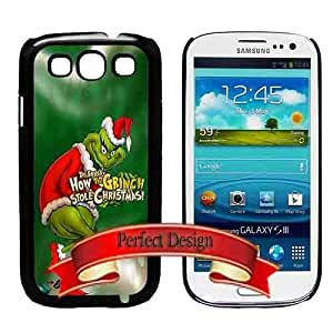 Grinch who stole christmas Galaxy S3 Phone Case