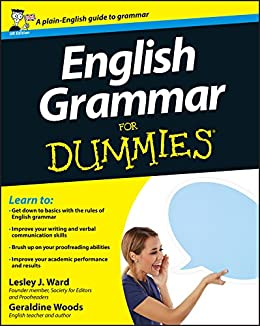 English Grammar For Dummies By Geraldine Woods Ebook