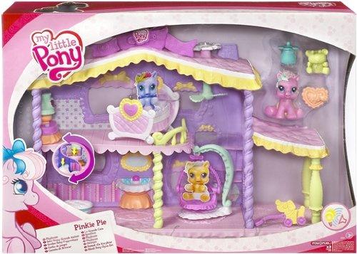 Hasbro Hasbro Hasbro - My Little Pony 89703148 - Groes Baby-Puppenhaus e3344e
