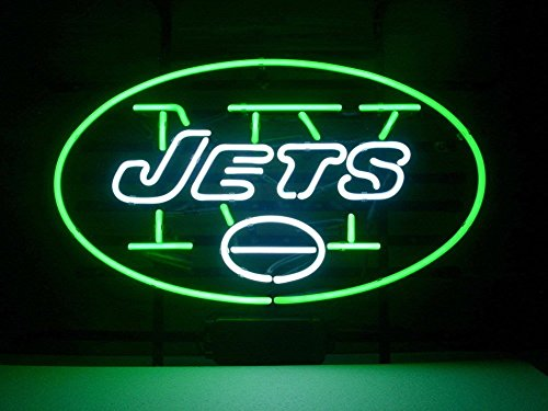 New York Jets Neon Sign (Urby® 24