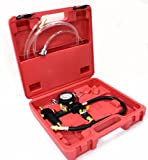Car Vacuum Air Conditioner Testing Gauge Hose Refill Kit Complete Universal Cooling System Evacuate Radiator Automotive Vehicle Testers - Skroutz