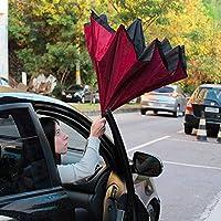 Superbrella A evolução do guarda-chuva invertido Vinho