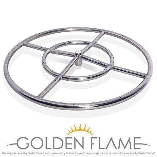urner Ring (304 Series SS) (Flame Burner Pan)