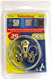 OOK by Hillman 535640  55074 7 Piece Perfect Picture Hanging Kit, Supports Up to 30 Pounds