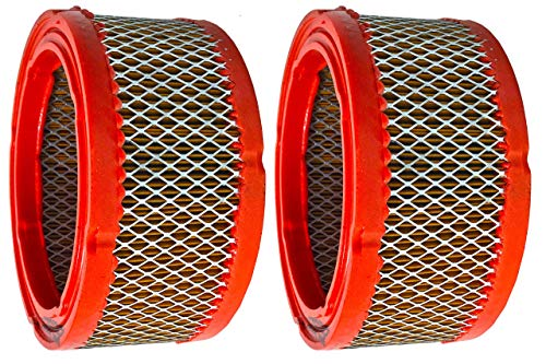 Universal Generator Parts Replacment for Generac 070185ES and 0C8127 (2 Pack Air Filter)