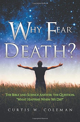 Why Fear Death Curtis Coleman product image