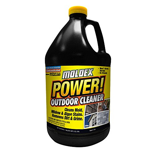 ENVIROCARE 4040 Moldex Outdoor Cleaner, (Cleaning Concrete Pressure Washer)