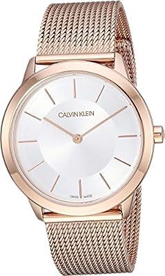 Calvin Klein Unisex Minimal Watch - K3M22626