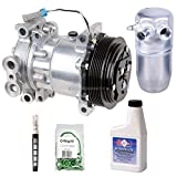 1996 chevy truck parts - New AC Compressor & Clutch With Complete A/C Repair Kit For Chevy GMC Truck SUV - BuyAutoParts 60-80104RK New