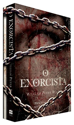 O Exorcista e a Nona Configuração de William Peter Blatty - Caixa