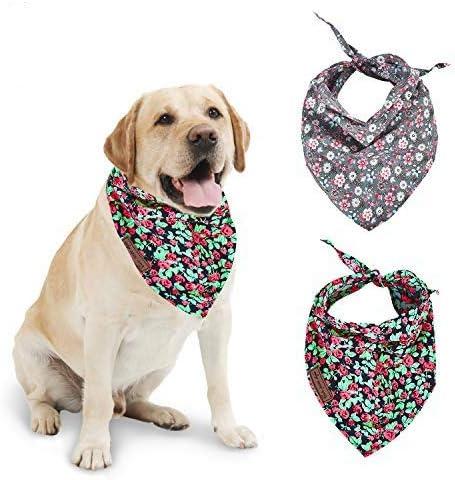 Spring Summer Dog Bandana Dog Collar Dog Clothes New Puppy Dog Gift Fruit Dog Bandana Dog Scarf Banana Dog Bandana