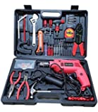 Chillaxplus 13mm Impact Drill Machine Kit with 101 Pieces Tool Accessories
