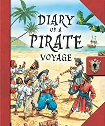 Diary of a Pirate Voyage: An Interactive Adventure Tale (Barron's Diaries Series)