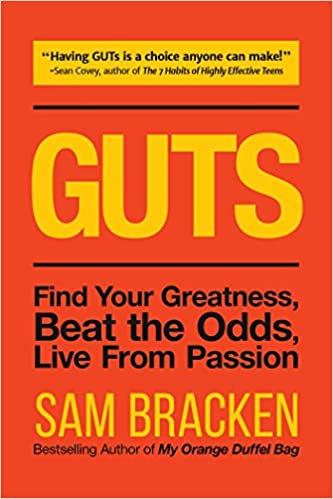 d61d659c82 Amazon.com  GUTS  Find Your Greatness