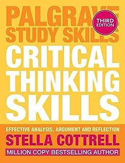 critical thinking skills stella cottrell 2005