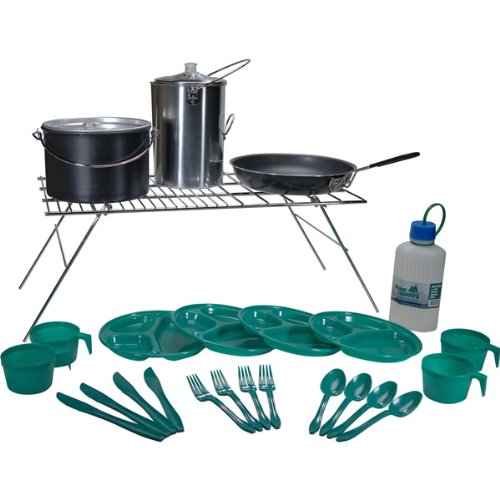 Open Country 26 Piece Backwoods Camp Kit by Open Country