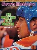 Gretzky, Wayne 2/18/85 autogra