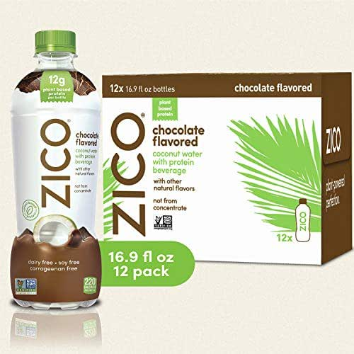 Coconut Water: Zico Protein