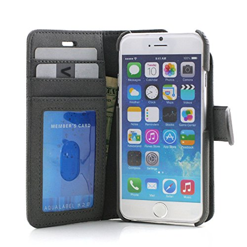iPhone Prodigee Wallegee Leather WARRANTY product image