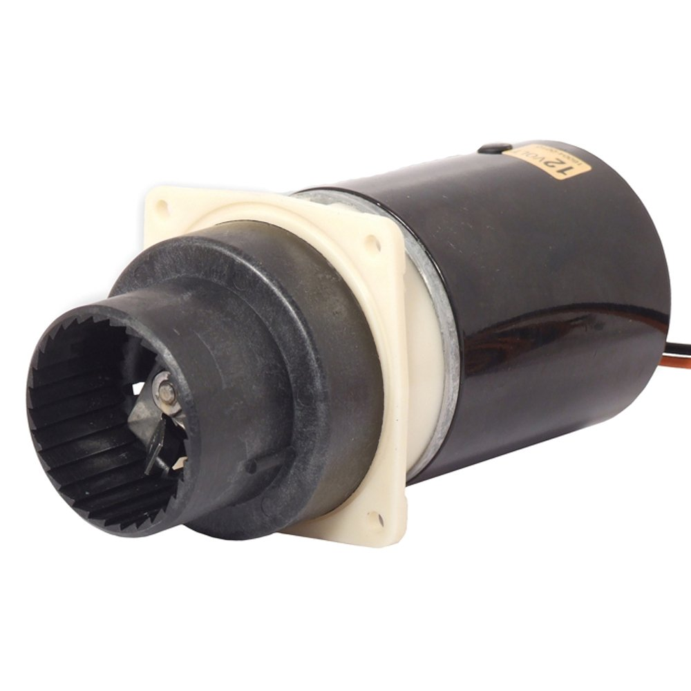 Jabsco Waste Pump Assembly - 12V QF/DS by Jabsco