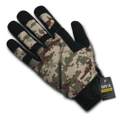 Rapdom Tactical Digital Camo Gloves, Desert, - Palm Mall Desert In