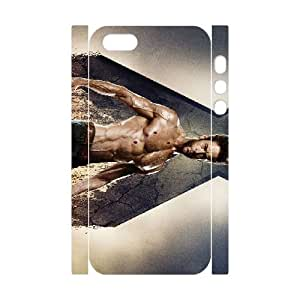 iphone 5 5s Cell Phone Case 3D Comics Wolverine Shirtless In X Men Days Of Future Past gift pjz003-9371746