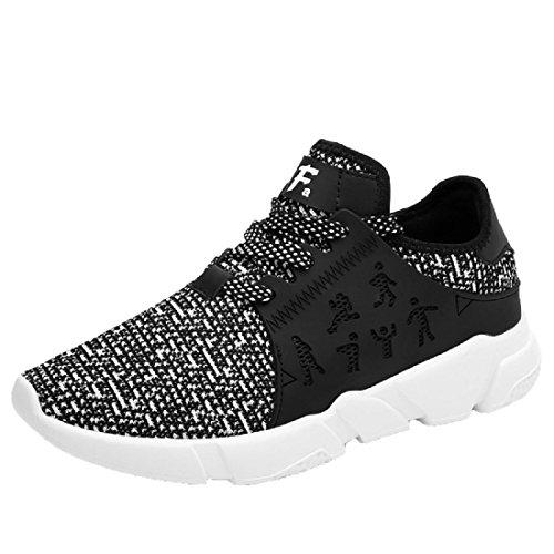 39 gray TAILLE Mode loisirs Respirant 44 Chaussures de course de Formateurs Hommes sport plein Chaussures De décontractées Chaussures de Chaussures air TpnxCRqU