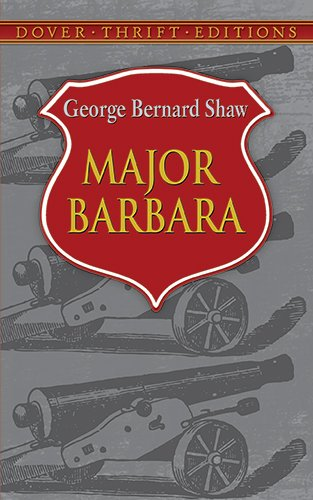 Major Barbara (Dover Thrift Editions)