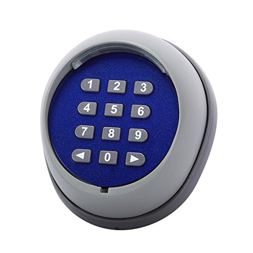 GATEXPERT Wireless Keypad Compatible with Automatic Gate Opener, Keyless for Sliding Gate Operator Panel(Opener Accesssories) by GATEXPERT (Image #4)