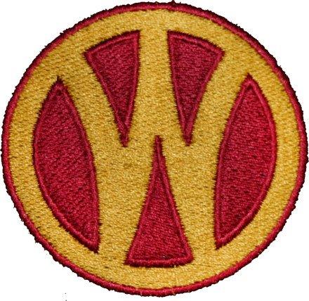 den108SS New York Ontario and Western Railway Short Sleeve Embroidered Denim
