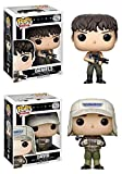 xenomorph head - Funko POP! Aliens: Ellen Ripley + Xenomorph - Covenant Stylized Vinyl Figure Set NEW