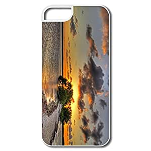 Lakes 5s Cover For IPhone White Best TPU Style