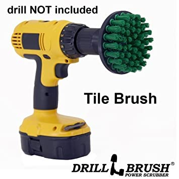 Power Brush Tile Scrubbing Rotary Scrub Bit. Amazon com  Power Brush Tile Scrubbing Rotary Scrub Bit  Home
