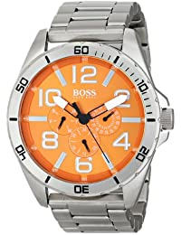 Orange 1512944 Stainless Steel Watch Overview
