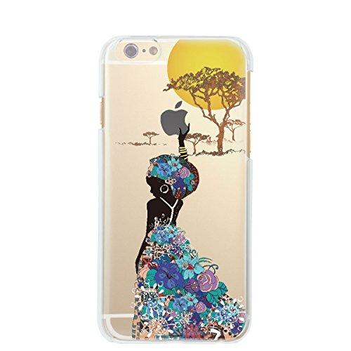 """Price comparison product image Beryerbi Apple iPhone 6s Clear Case TPU Rubber Gel Anti-Scratch Transparent iPhone 6 iPhone 6S 4.7"""" (2, iPhone 6/6s)"""
