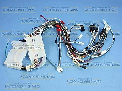 51ljYUdwB1L._SX425_ amazon com whirlpool w8534931 dishwasher wire harness genuine