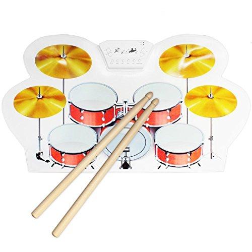 easylink-portable-electronic-drum-set-for-kids-drum-pad-and-sticks-drum-practice-pad-kit-usb-drum-de