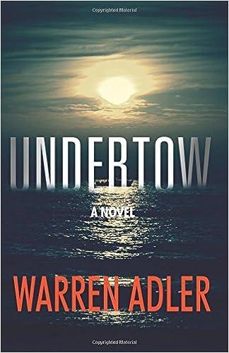 Book Undertow by Warren Adler (2016-06-17)