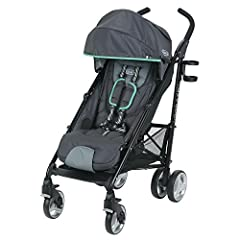 The Graco Breeze Click Connect umbrella stroller is the easiest folding umbrella stroller available. Both compact and lightweight, Breeze doesn't compromise on comfort or convenience.