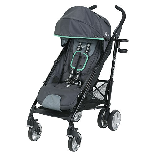 Graco Breaze; Click Connect; Umbrella Stroller - Lake Green