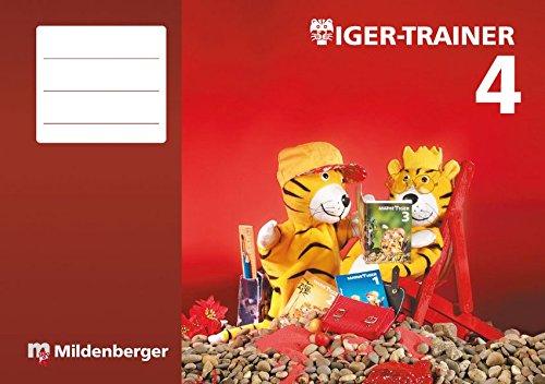 Mathetiger 4/Tiger-Trainer 4: Arbeitsheft