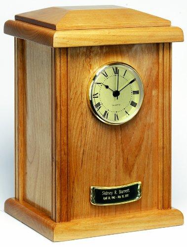 Star Legacy Natural Mantel Clock product image