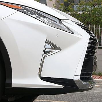 4* Chrome Side Door Handle Cover Trim For Lexus RX RX350 RX450H 2016 2017 2018