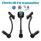 Car MP3 Player Bluetooth FM Transmitter Wireless FM Modulator Remote Control Car Kit Hands-Free Talk A2DP USB SD MMC New 2015 Review