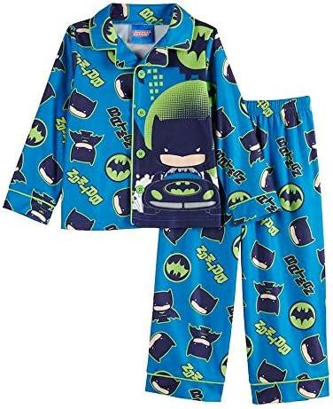 Kirkland Boys// Kids Children 3 Piece Pyjama Set Organic Cotton 3//4////5//6//7 Years