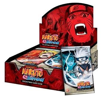 Naruto Shippuden Card Game Broken Promise Booster Box 24 ...