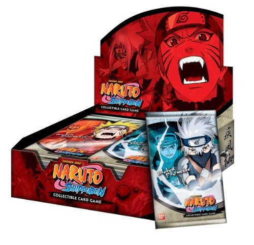 Naruto Booster Box - 1