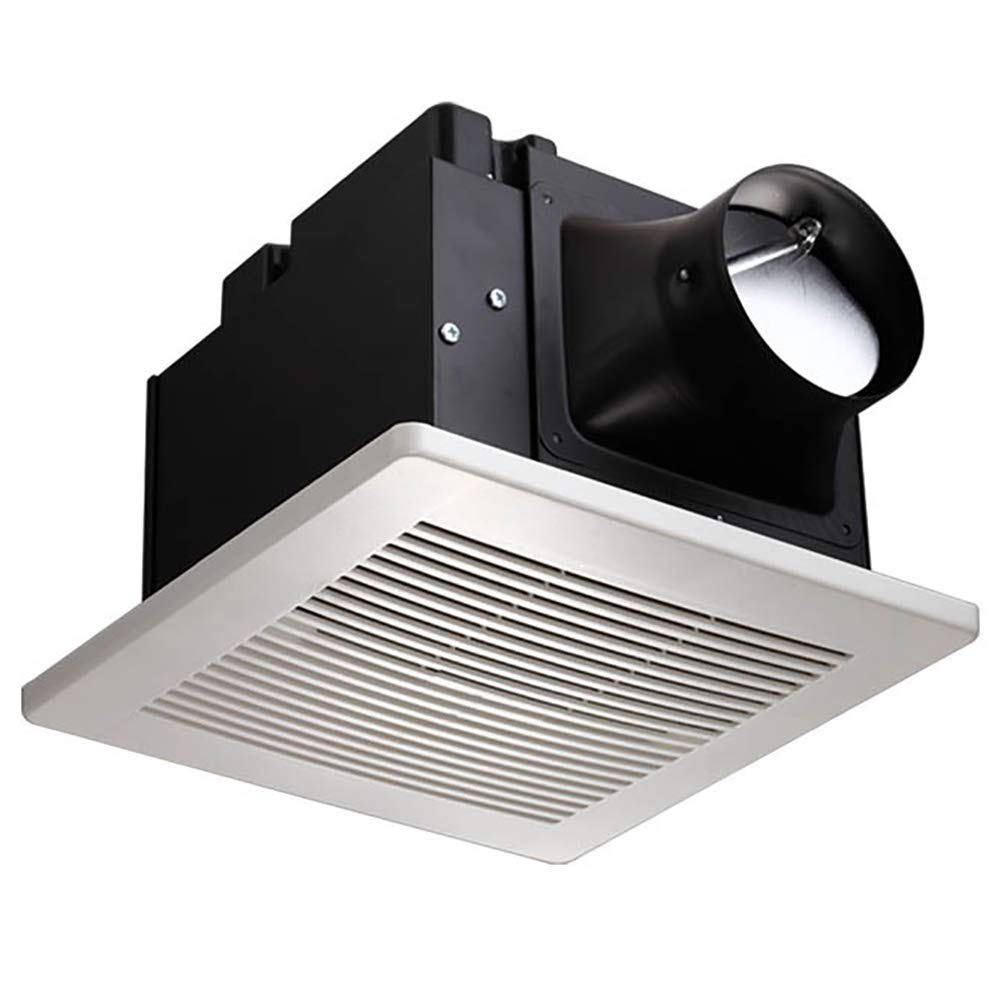 Funcionamiento Silencioso 35dB y Alta Eficiencia 200m/³//h Extractor de Aire con V/álvula Antirretorno De 100 mm De Di/ámetro Bajo Consumo de Energ/ía 22W BCXGS Ventilador Extractor