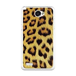 Funda Gel Flexible LG X150 Bello 2 BeCool Animal Print Leopardo Carcasa Case Silicona TPU Suave