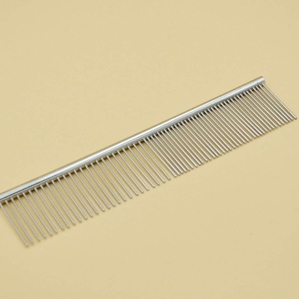 CXQ Pet Grooming Comb Comb Hair Comb Steel Needle Comb